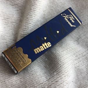 Too Faced Melted Matte Lipstick
